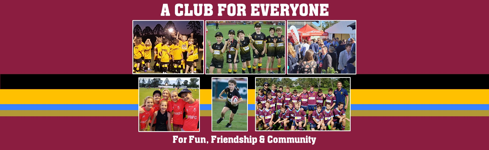 FB Banner A Club For All